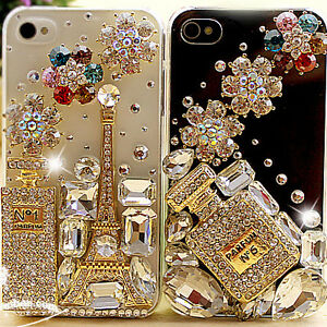 3DAlloy-Crystal-Perfume-Bottle-Eiffel-Tower-DIY-Mobile-IPhone-Case-Deco-Den-Kit
