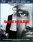 Safe House (Blu-ray Disc, 2012, 2-Disc Set, UltraViolet Includes Digital Copy)