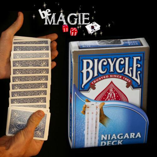 Poker Niagara deck jeu électrique Magie Jeu NIAGARA Bicycle