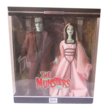 The Munsters Muñeca Barbie 2001