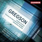 "Edward Gregson - : Trumpet Concerto; Concerto for Piano and Wind ""Homages; Saxophone Concerto (2008)"