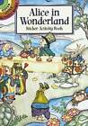Alice in Wonderland Sticker Activity Book by Marty Noble (Paperback, 2000)