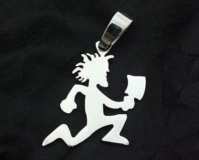 10 LARGE HATCHETMAN CHARMS ICP HATCHET MAN PENDANT JUGGALO