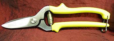 Kretzer Bodenlederschere Schere Lederschere Schuhreperatur Schusterbedarf 230mm