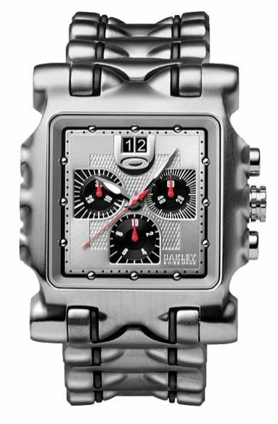 b5bdd62b3bc Oakley Minute Machine 10-194 Wrist Watch for Men for sale online