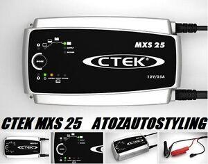 ctek multi mxs 25 battery charger conditioner 12v. Black Bedroom Furniture Sets. Home Design Ideas
