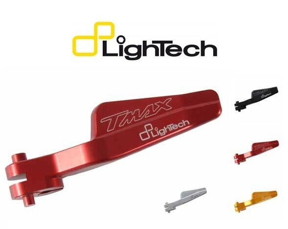 LIGHTECH LEVA FRENO A MANO STOP YAMAHA T-MAX 500 2010 2011 PARKING BRAKER LEVERS