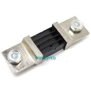 500A-75mV-DC-current-shunt-resistor-for-amp-panel-meter
