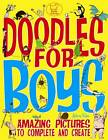 Doodles for Boys by Andrew Pinder (Paperback, 2012)