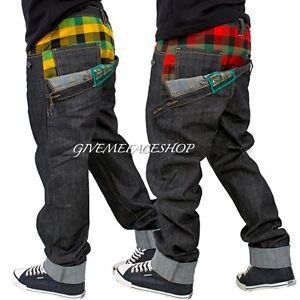 Brooklyn-Mint-star-check-jeans-bar-straight-denim-g-time-is-money-hip-hop-rock