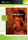 Dead Or Alive 3 (Microsoft Xbox, 2003, DVD-Box)