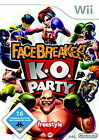 Facebreaker: K.O. Party (Nintendo Wii, 2008, DVD-Box)