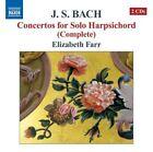 Johann Sebastian Bach - JS Bach: Concertos for Solo Harpsichord (2009)