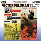 Victor Feldman - Transatlantic Alliance/Modern Jazz Quartet/Arrival/In London, Vol. 2 (Live Recording, 2011)