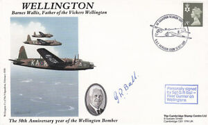 Wellington-Cover-Signed-G-R-Ball-Rear-Gunner-on-Wellingtons