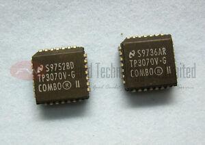 NOS-NSC-TP3070V-G-TP3070V-PCM-AUDIO-CODEC-FILTER-PLCC-28-x-1PC
