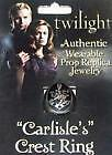 Twilight Saga Carlisle Ring NECA Replica Jewelry