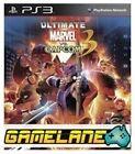 Ultimate Marvel vs. Capcom 3 (Sony PlayStation 3, 2011)