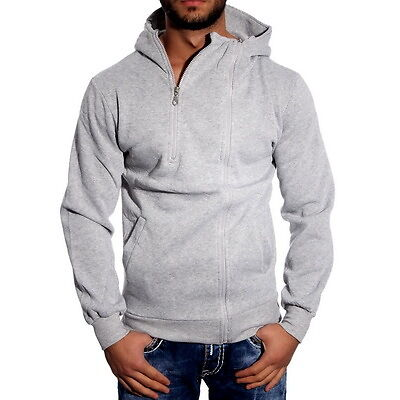 Japan STYLE swaetjacke taglio lungo Hoodie Pullover sty74 WY 08 Giacca NUOVO!!!