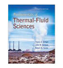 Fundamentals of Thermal-Fluid Sciences by Robert Turner, Yunus Cengel and John Cimbala (2011, Hardcover / DVD, Student Edition of Textbook)