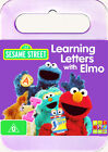 Sesame Street - Learning Letters With Elmo (DVD, 2012)