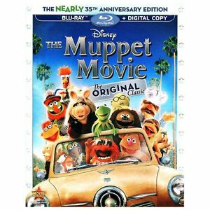 Muppet-Movie-The-Blu-ray-Digital-Copy-2013-Nearly-35th-Anniversary-Ed-NEW