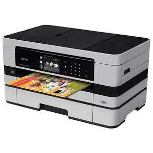 Brother MFC-J4710DW All-In-One Inkjet Printer for sale online | eBay