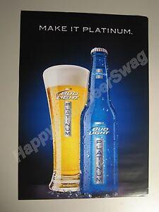 Bud-Light-Platinum-Bottle-Poster-Budweiser-anheuser-busch-lite-beer-bar-pub-new