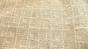 Taupe-Beige-Abstract-Print-Chenille-Upholstery-Fabric-1-Yard-F748