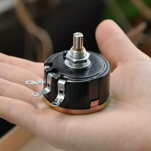 2PCS-100-OHM-5W-Wirewound-Potentiometer-Pots-5-Watt