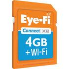 Eye-Fi Connect X2 4 GB Class 6 - SDHC Card - Retail - (EYE-FI4-CN)
