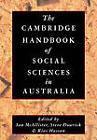 The Cambridge Handbook of Social Sciences in Australia by Cambridge University Press (Paperback, 2011)