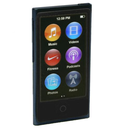 Apple iPod nano 7th Generation Slate (16 GB) (Latest Model)