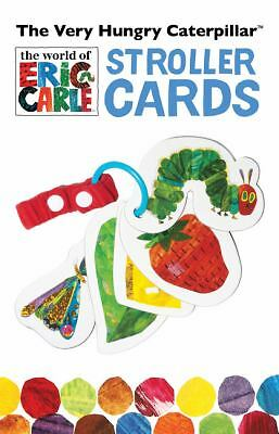 The Very Hungry Caterpillar Stroller Cards by Eric Carle (2013, Novelty Book)