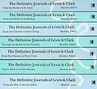 The Definitive Journals of Lewis and Clark by William Clark, Meriwether Lewis (Mixed media product, 2002)