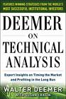 Deemer on Technical Analysis: Expert Insights on Timing the Market and Profiting in the Long Run by Susan Cragin, Walter Deemer (Hardback, 2012)