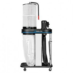 how to clean canister dust collector filter