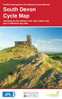 South Devon Cycle Map: Including the Exe Estuary Trail, Plym Valley Trail, Plus 4 Individual Day Rides by CycleCity Guides (Sheet map, folded, 2012)
