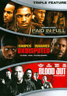 Paid in Full/Undisputed/Blood Out (DVD, 2012, 3-Disc Set)