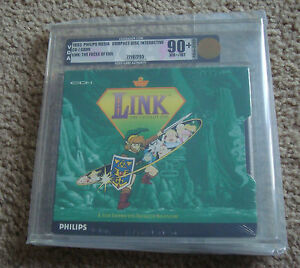 Link-The-Faces-of-Evil-VGA-Rated-90-Gold-Best-on-ebay-Rare-Zelda-Philips-CDI