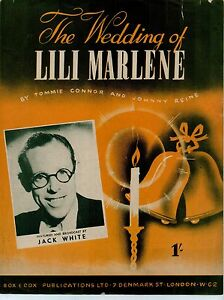 The-Wedding-of-Lili-Marlene-Jack-White-Sheet-Music