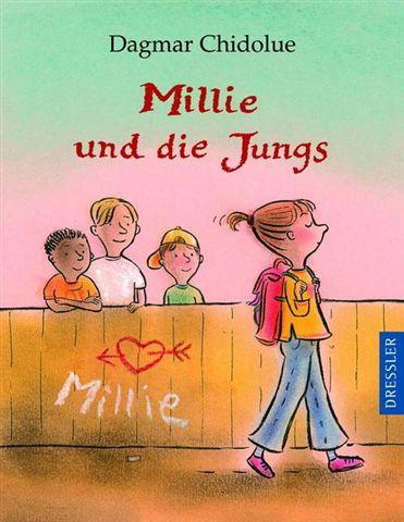Millie und die Jungs von Chidolue, Dagmar