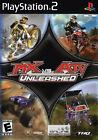 MX vs. ATV Unleashed (Sony PlayStation 2, 2008, DVD-Box)
