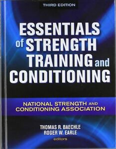 Essentials of strength training and conditioning by national essentials of strength training and conditioning by national strength and conditioning association staff 2008 book other fandeluxe Image collections