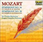 Wolfgang Amadeus Mozart - Mozart: Symphonies Nos. 36 & 38 (2003)