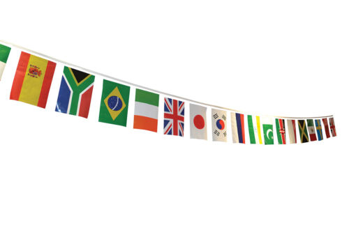 Union Jack Flags Streamer Flags Sheild Bunting Decoration Jubilee Olympics