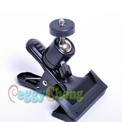 Multi-function Clamp with Ball Socket Head for Photo Studio Camera Flash Light