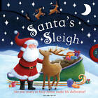 Santa's Sleigh: A Fun Christmas Counting Book by Kathryn Smith (Board book, 2011)
