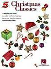 Christmas Classics: Five Finger Piano Songbook by Hal Leonard Corporation (Paperback, 2008)