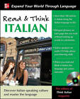 Read and Think Italian by The Editors (Mixed media product, 2011)